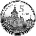 Foto de 2011 CAPITALES 5 EUROS TERUEL