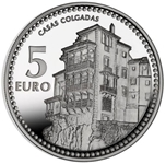 Foto de 2012 CAPITALES 5 EUROS CUENCA