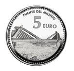 Foto de 2012 CAPITALES 5 EUROS OURENSE