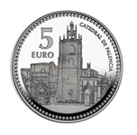 Foto de 2012 CAPITALES 5 EUROS PALENCIA