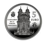 Foto de 2012 CAPITALES 5 EUROS PONTEVEDRA