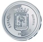 Foto de 2012 CAPITALES 5 EUROS HUELVA
