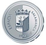 Foto de 2012 CAPITALES 5 EUROS SALAMANCA