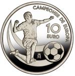 Foto de 2012 EUROCOPA FUTBOL 10 EUROS