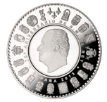 Foto de 2013 75 Aniversario de S.M. Rey 50 EUROS CINCUENTIN
