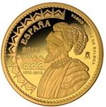 Foto de 2013 DESCUBRIMIENTO PACIFICO 200 Euros