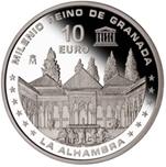 Foto de 2013 MILENIO REINO GRANADA 10 EUROS