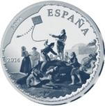 Foto de 2014 TESOROS 50 Euros GOYA