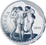 Foto de 2014 TESOROS 10 Euros RUBENS