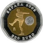 Foto de 2005 FIFA'06 300 EUROS AG+AU  3ª SERIE