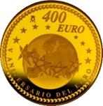 Foto de 2007 V ANV.EURO 400 EUROS ORO MAPA EUROP