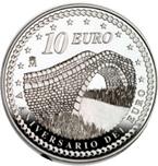 Foto de 2007 V ANIV.EURO 10 EUROS PUENTE  AG
