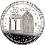 Foto de 2007 V ANIV.EURO 10 EUROS VENTANAS AG