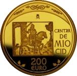 Foto de 2007 MIO CID 200 EUROS ORO