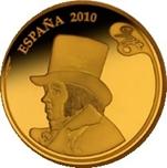 Foto de 2010 PINTURA: GOYA 400 EUROS Oro
