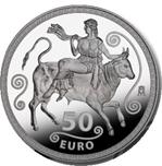 Foto de 2012 X Aniv.EURO 50 EUROS-CINCUENTIN PLATA