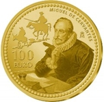 Foto de 2013 Programa Europa: M.CERVANTES 100 EUROS