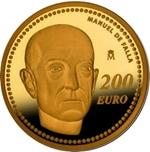 Foto de 2014 Prog. Europa: MANUEL de FALLA 200 EUROS