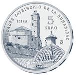 Foto de 2015 CIUDADES PATRIMONIO IBIZA 5 EUROS