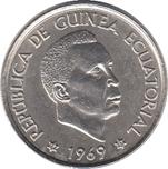 Foto de 1969*1969 GUINEA ECUATORIAL 50 PESETAS