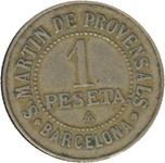 Foto de 1908 COOP. PAZ Y JUSTICIA 1 PTA. Ord.Cat.26