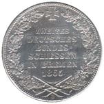 Foto de 1865 ALEMANIA 1 THALER BREMEN