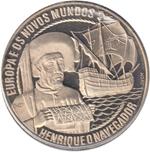 Foto de 1991 PORTUGAL 2'5 ECU N E.NAVEG