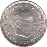 Foto de 1957*67 50 PTAS FRANCO