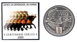 Foto de 2000 CARTERA 2000Pts CARLOS V