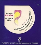 Foto de 1994 CARTERA 2000Pts FONDO MONETARIO