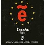 Foto de 1995 CARTERA 2000Pts ESPAÑA Cjo U.E.