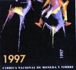 Foto de 1997 CARTERA 2000Pts CERVANTES/QUIJOTE