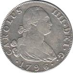Foto de 1796 CARLOS IV 4 REALES MADRID MF. Ord.Cat.17