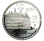 Foto de 2002 GAUDI 10 EUROS CASA MILA AG