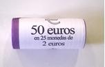 Foto de 2015 ESPAÑA 2 EUROS BANDERA EUROPEA