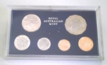 Foto de 1973 AUSTRALIA SET 6p PROOF