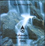 Foto de 2004 FINLANDIA SET EUROS 8p+MED AMPLIACI