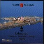 Foto de 2009 FINLANDIA SET 8p+MEDALLA FAROS