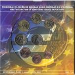 Foto de 2002 PORTUGAL SET EUROS 8p