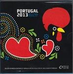 Foto de 2013 PORTUGAL SET EUROS 8p