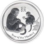 Foto de 2016 AUSTRALIA 1/2$ AÑO del MONO