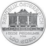 Foto de 2019 AUSTRIA 1'50 Euros FILARMONICA