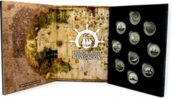 Imagen de la categoría Historia de la navegación - 1ª emisión