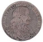 Foto de 1684 CARLOS II 1 DUCADO NAPOLES AG/A