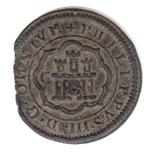 Foto de 1599 FELIPE III 8 MARAVEDIS SEGOVIA C