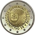 Foto de 2016 ESLOVAQUIA 2 EUROS PRIMERA PRESIDENCIA