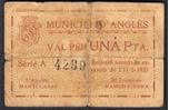 Foto de 1937 MUNICIPI ANGLES 1 PTA. Ord.Cat.7