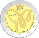 Foto de 2009 PORTUGAL 2 EUROS LUSOFONIA