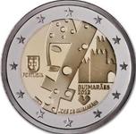 Foto de 2012 PORTUGAL 2 EUROS GUIMARAES