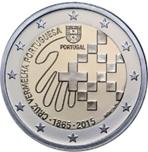 Foto de 2015 PORTUGAL 2 EUROS CRUZ ROJA